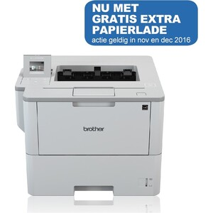 Brother HL-L6300DW Papierformaat (Maximaal) A4