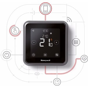 Honeywell Lyric T6 Soort thermostaat Slimme thermostaat