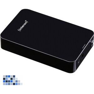 Intenso Memory Center 3.5 USB 3.0 Hoogte 3,5 centimeters