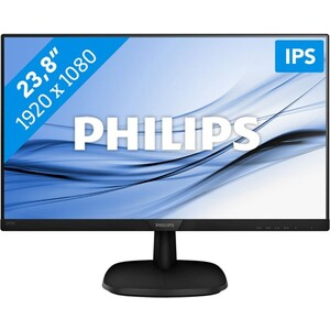 Philips Full HD LCD-monitor 243V7QDAB 00 Schermtype IPS